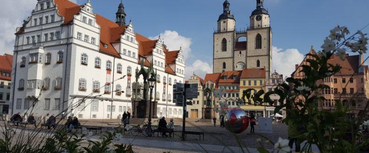 Marktplatz Wittenberg