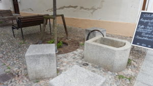 Röhrwasserbrunnen Collegienstraße
